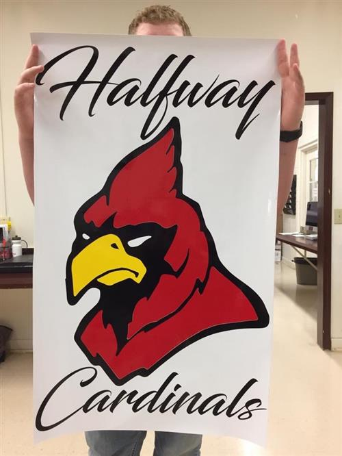 GA Students Make Banners
