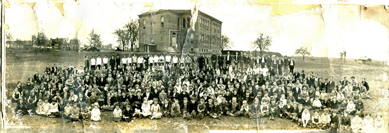 1924 Buffalo School Photo
